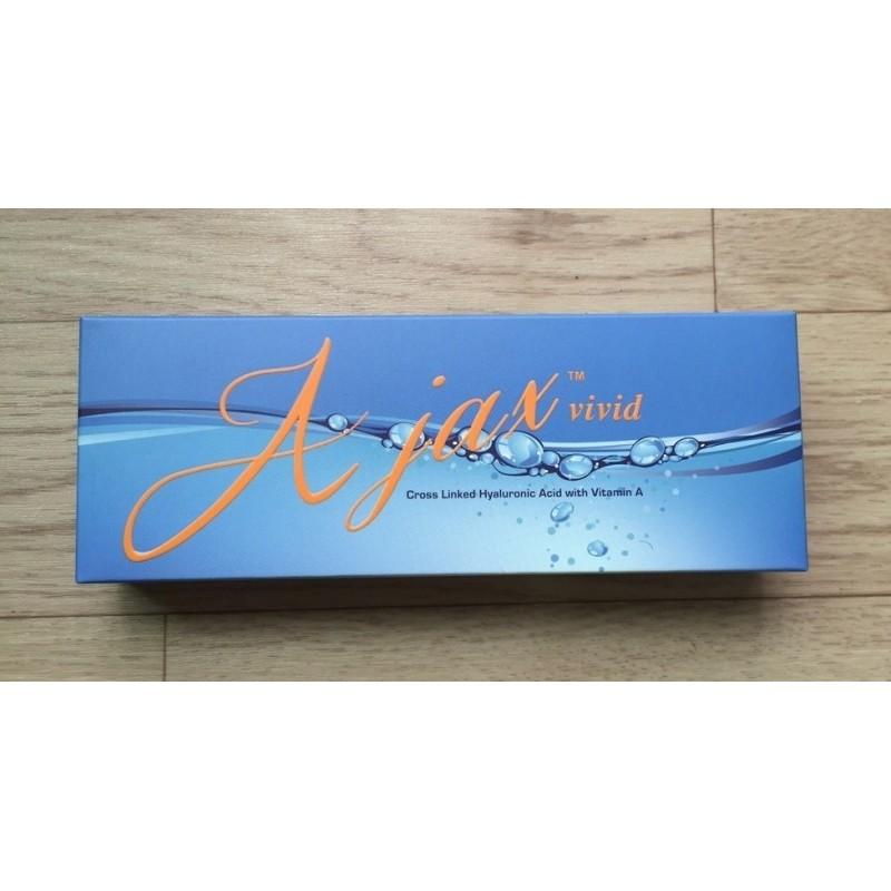 AJAX (Vitamin A Filler with HA) vitamin suntikan